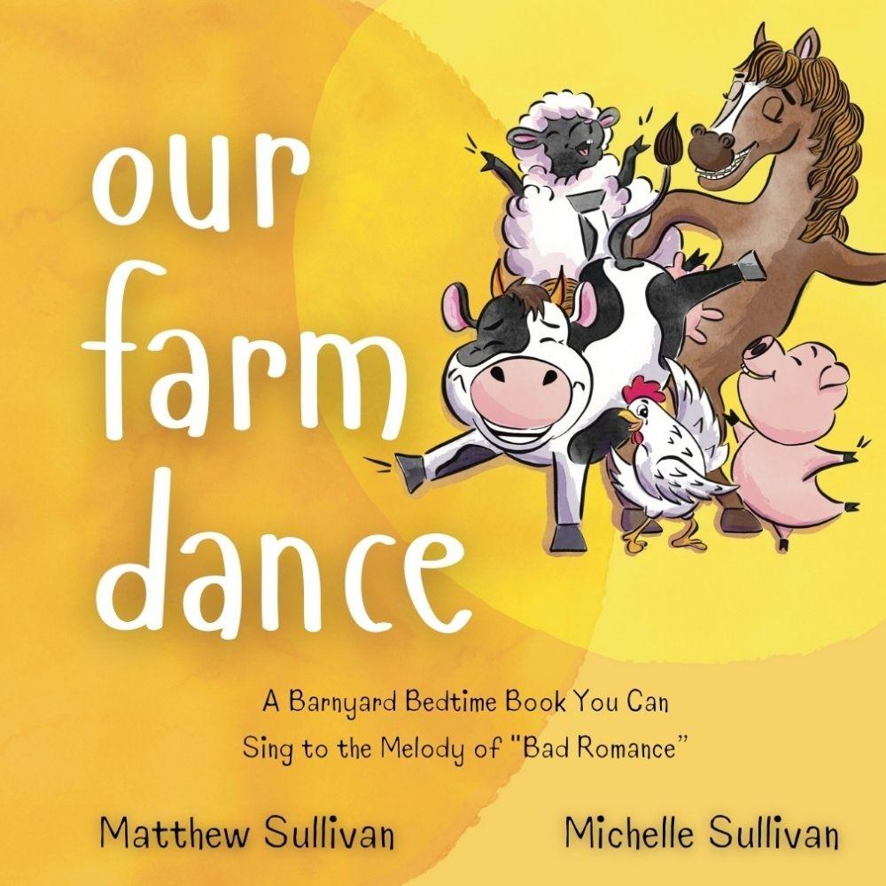 Our Farm Dance book cover